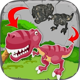 Dino Puzzles for Kids