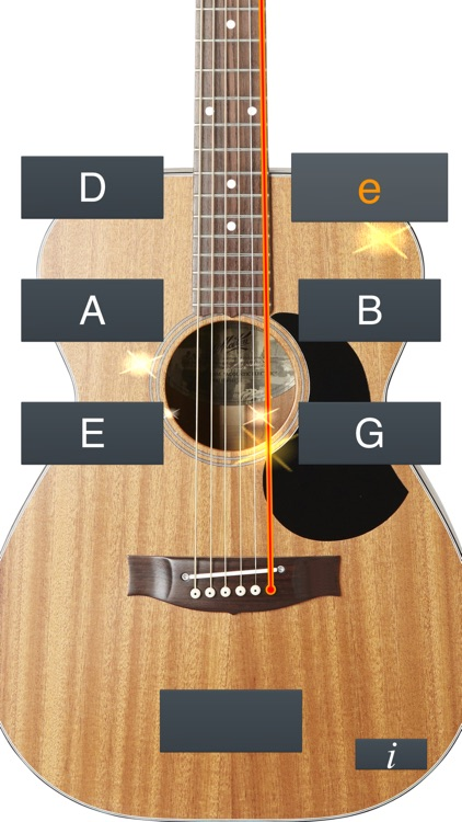 Guitar Tuner Simple screenshot-4