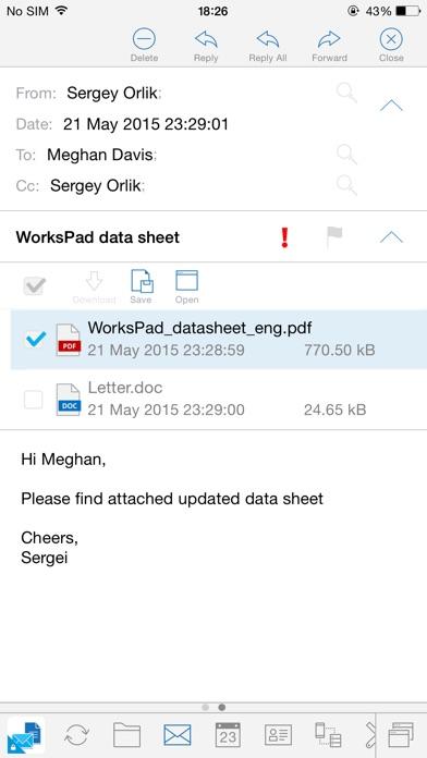 WorksPad for MobileIron_苹果商店应用信息下载量_评论_排名情况