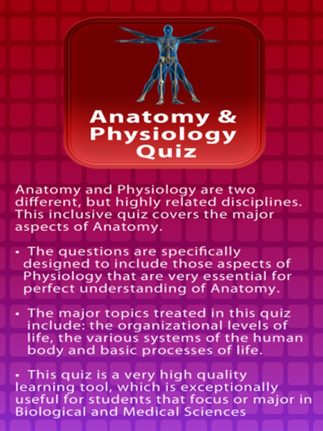 10 Medical Revision Quizzes Collection on the App Store