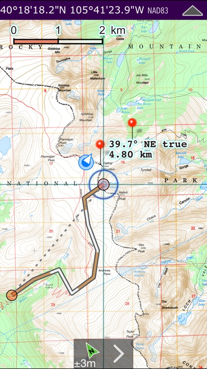 NP Maps - Rocky Mountain NPS and Topo Maps