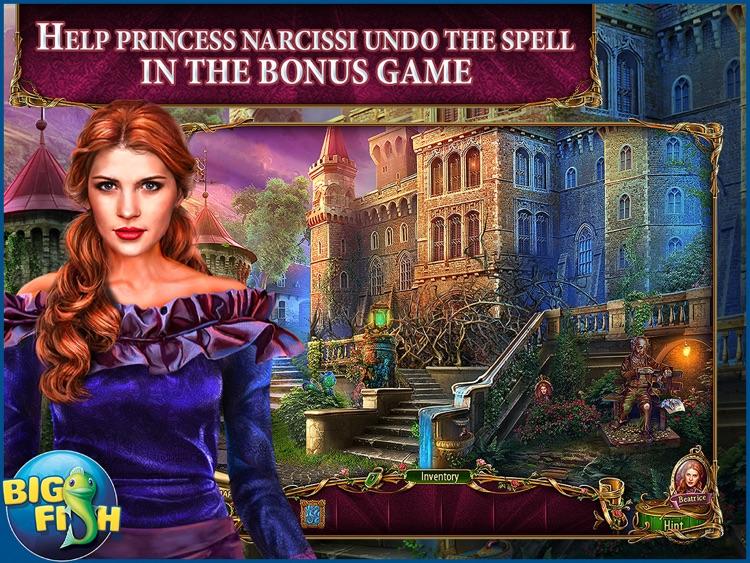 Dark Romance: Heart of the Beast HD - A Hidden Object Adventure screenshot-3