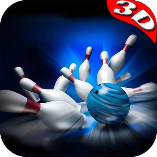 Bowling Craze 3D icon