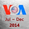 VOA英语听力新闻免费版2014合集(下)HD - 英汉全文词典即时翻译