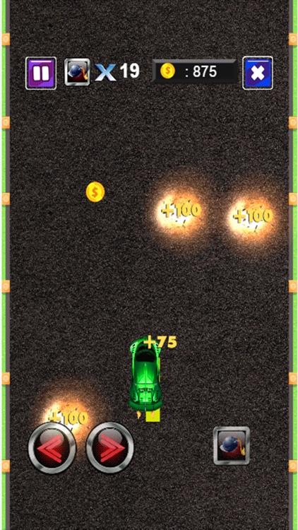 car bomb blaster shooter race fun racing game for kids free screenshot-4