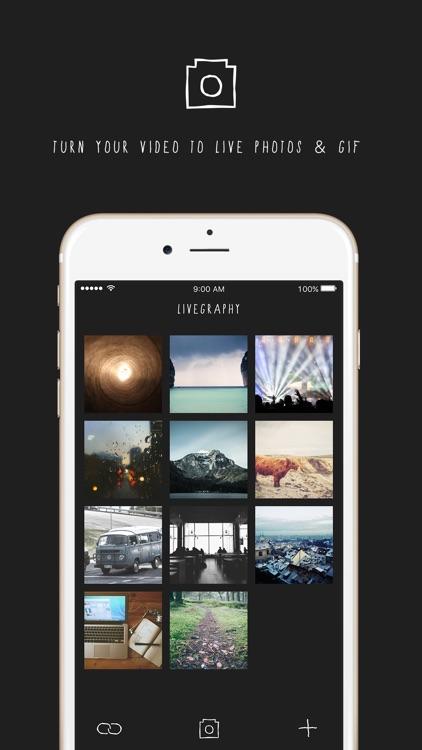 LiveGraphy - GIF converter