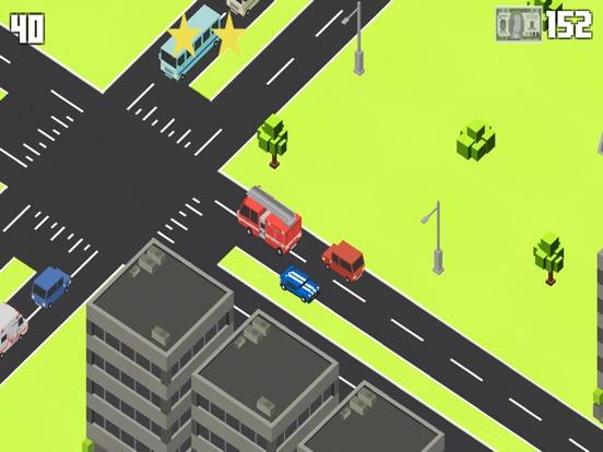 Screenshot #5 pour Getaway Racer