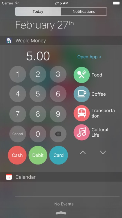 Weple Money Pro screenshot-3