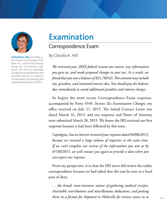 Journal Of Tax Practice Procedure On The App Store