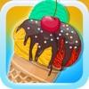 Maker Games Ice Cream Shop Cones, Sundae, Sandwiches & Pops