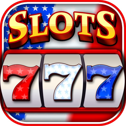 Free Red White And Blue Slots