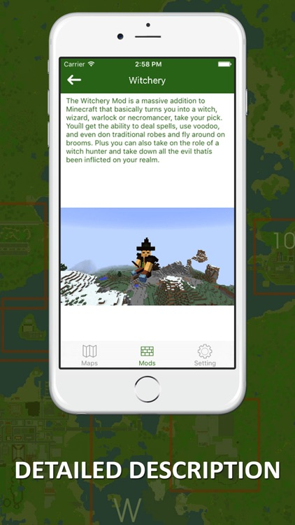 Maps & World for Minecraft PC by Paritaben Makadiya