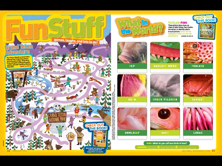 National Geographic Kids screenshot-4