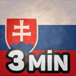 Learn Slovak in 3 Minutes