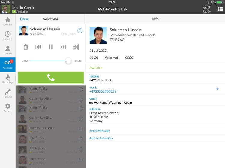 MobileControl LAB for iPad screenshot-4