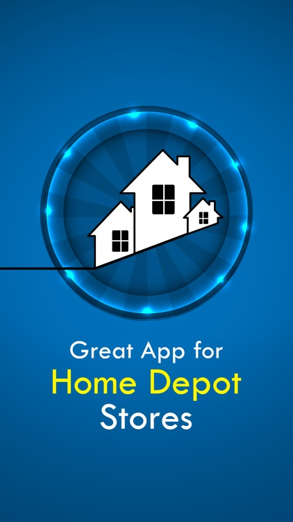 Great App for Home Depot Stores