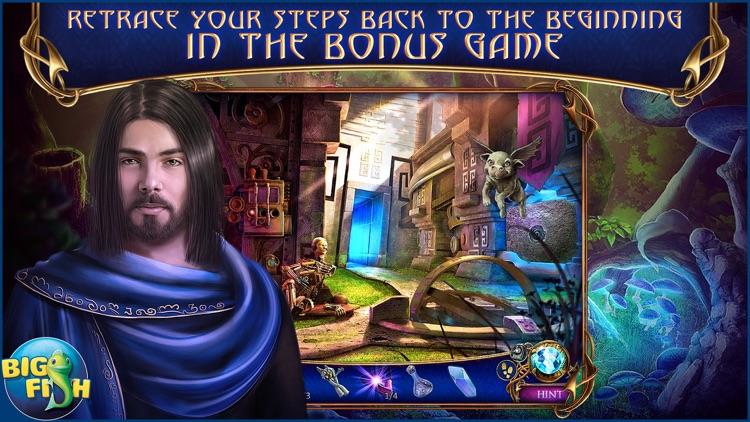 Amaranthine Voyage: The Obsidian Book - A Hidden Object Adventure screenshot-3