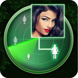 Radar Alone Girl Prank