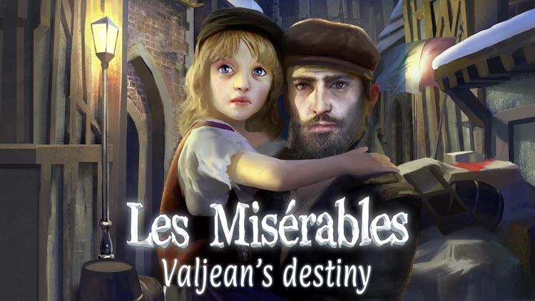 Les Misérables - Valjean's destiny - A Hidden Object Adventure screenshot-0