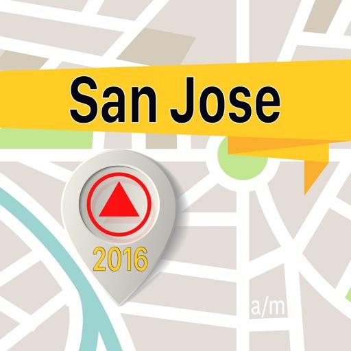 San Jose Offline Map Navigator and Guide