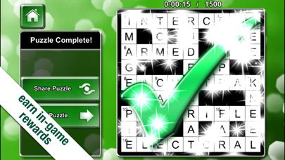 Crosswords Puzzler screenshot three