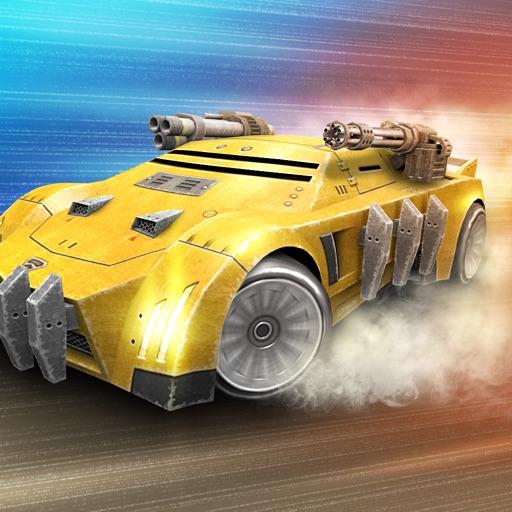Battle Riders - Free Combat Racing