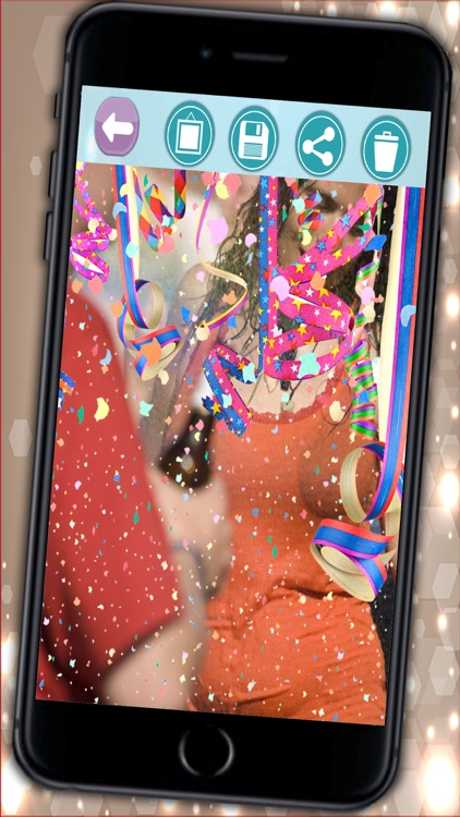 2017 Happy New Year Photo Frames Album & Collage