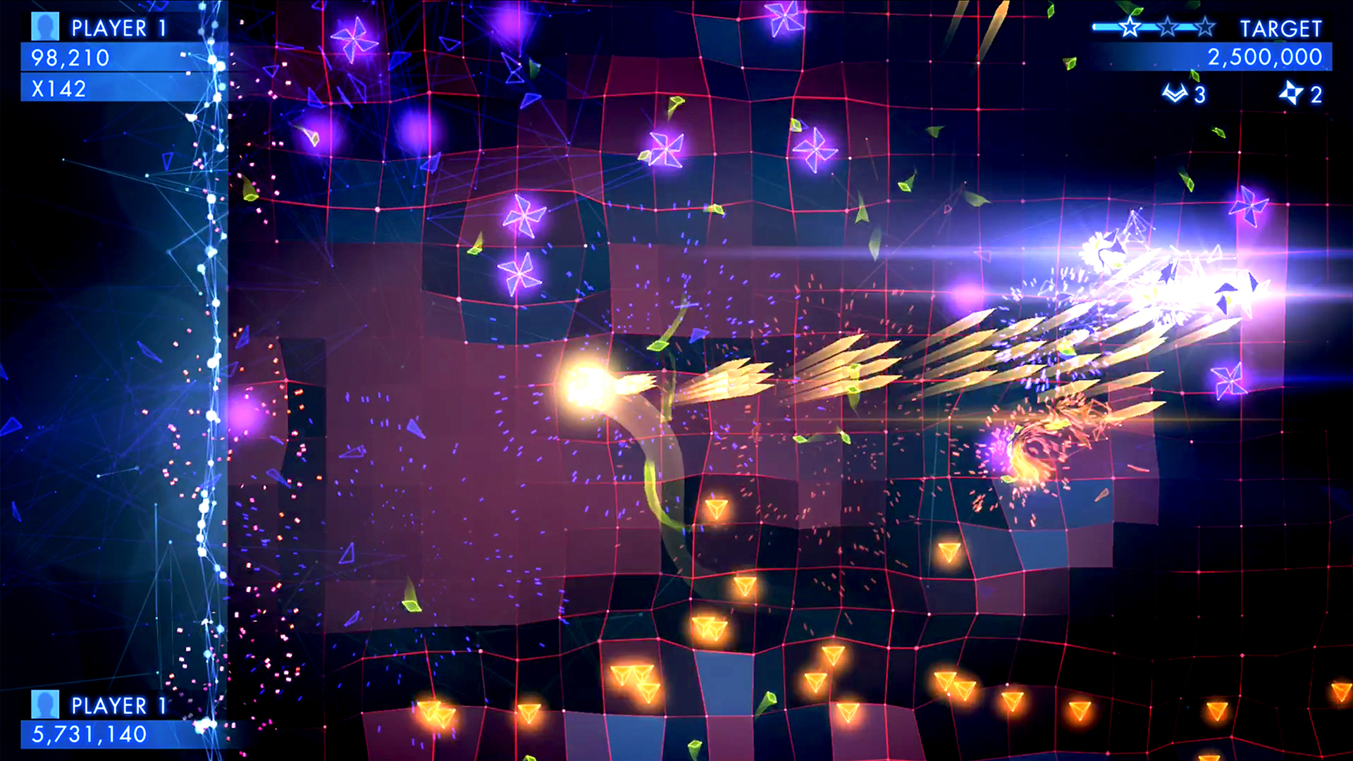 Geometry Wars 3: Dimensions Evolved screenshot 15