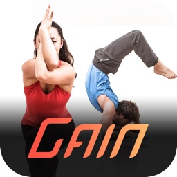 GAIN Yoga - free custom yoga routines for men & women.