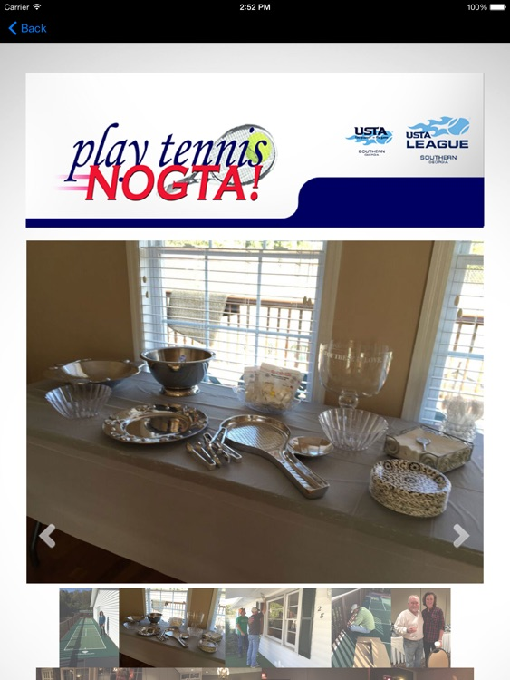 USTA Southern Combo Doubles HD