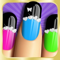 Art nail girls games on the app store nail salon virtual nail art salon game for girls prinsesfo Gallery