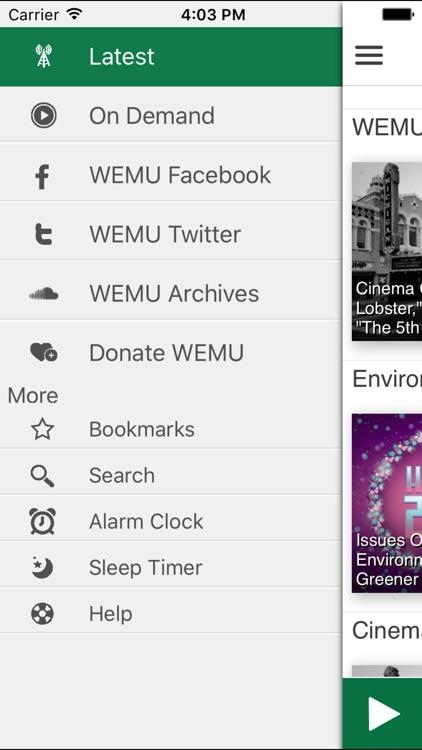 WEMU Radio