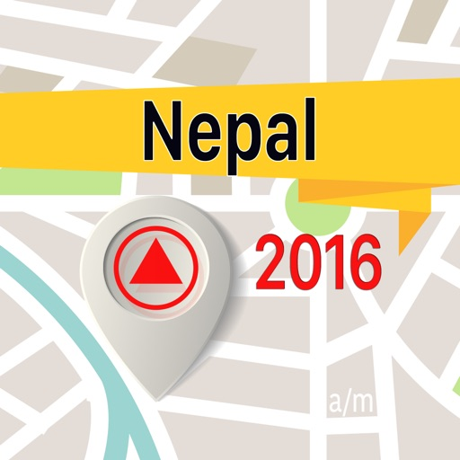 Nepal Offline Map Navigator and Guide
