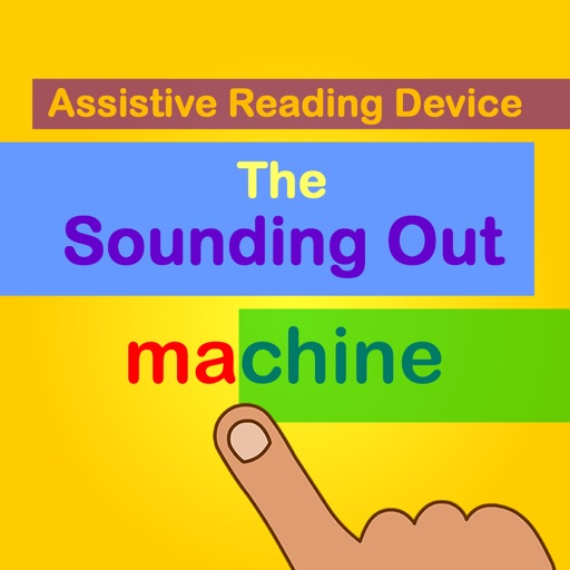 The Sounding Out Machine - Assistive Reading Device