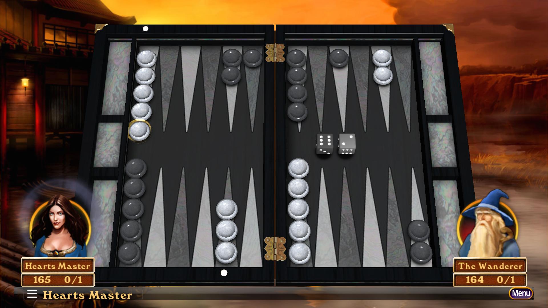 Hardwood Backgammon Pro screenshot 15