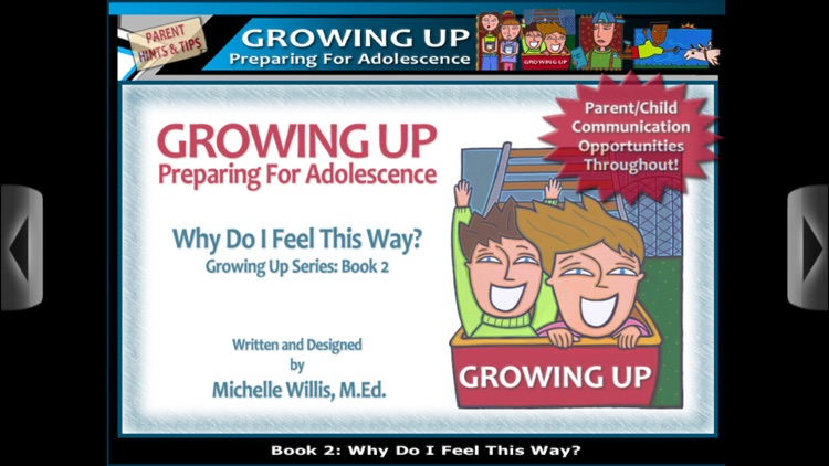 Growing Up: Why Do I Feel This Way?