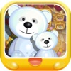 小熊和妈妈的亲子装 早教 儿童游戏