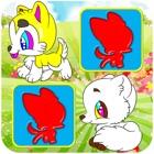 Cachorro educativo preescolar juego del pequeño Juegos de perros para los niños icon