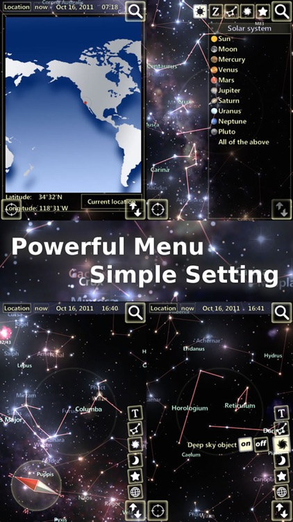 StarTracker - Mobile SkyMap screenshot-3