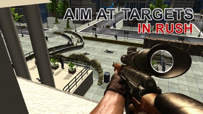 陸軍シューター社長の救助 - 極端な射撃シミュレーターのゲームのスクリーンショット2