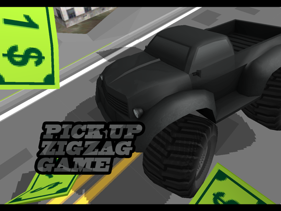 3D Zig-Zag Offroad Racer - Escape Asphalt Car with Fast Run