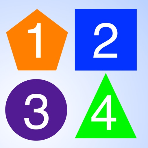 Baby Count: educational game that teaches kids about numbers, shapes, colors, and counting