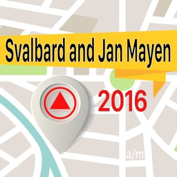Svalbard and Jan Mayen Offline Map Navigator and Guide