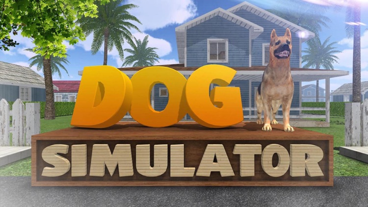 Dog Simulator. Best Puppy Evolution Simulation For Kids screenshot-3