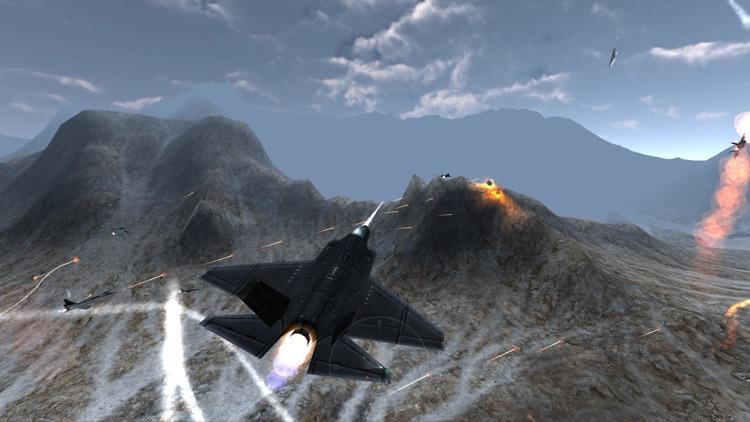 Stratosphere War - Flight Simulator screenshot-4