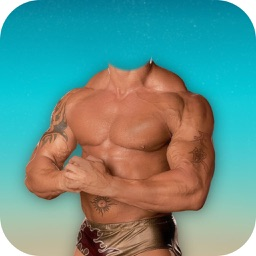 Body Builder Photo Montage Free
