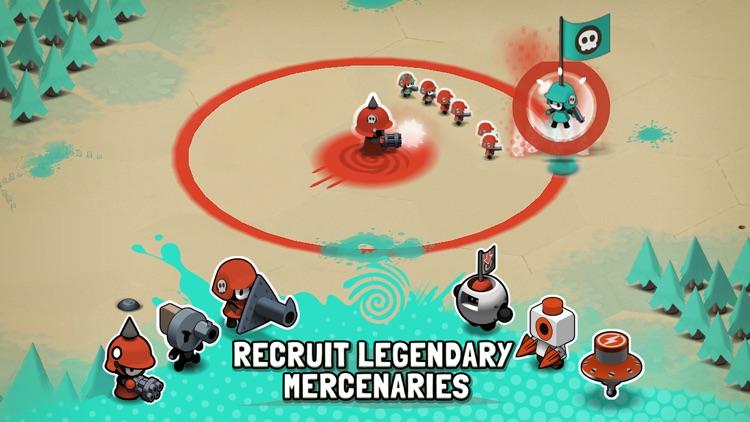 Tactile Wars screenshot-3