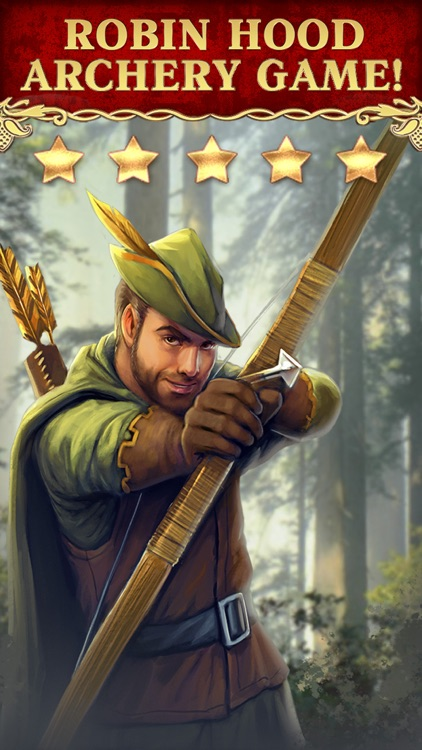 Robin Hood - archery game!