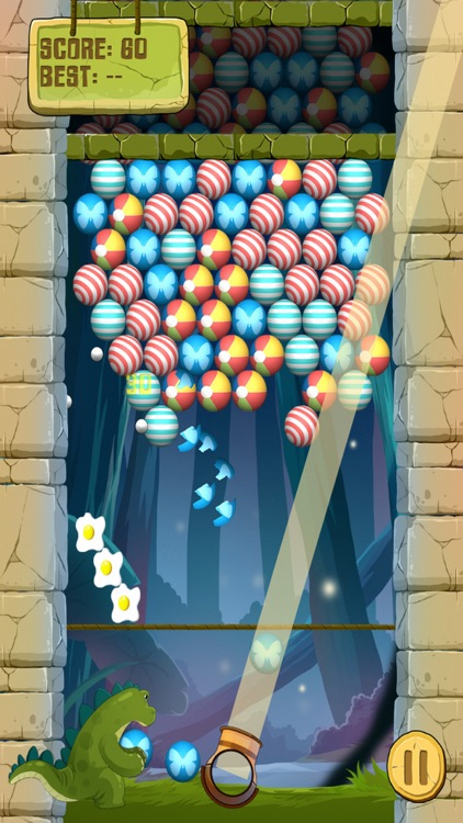 Super Bubble Eggs Shooter Mania