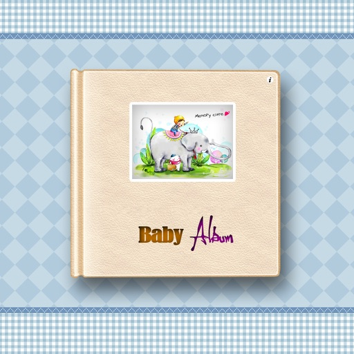 Baby Album for iPad